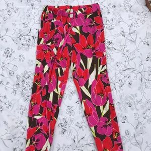 kate spade Pants & Jumpsuits - Kate Spade Tropical Hutton Lounge Pants sz 2
